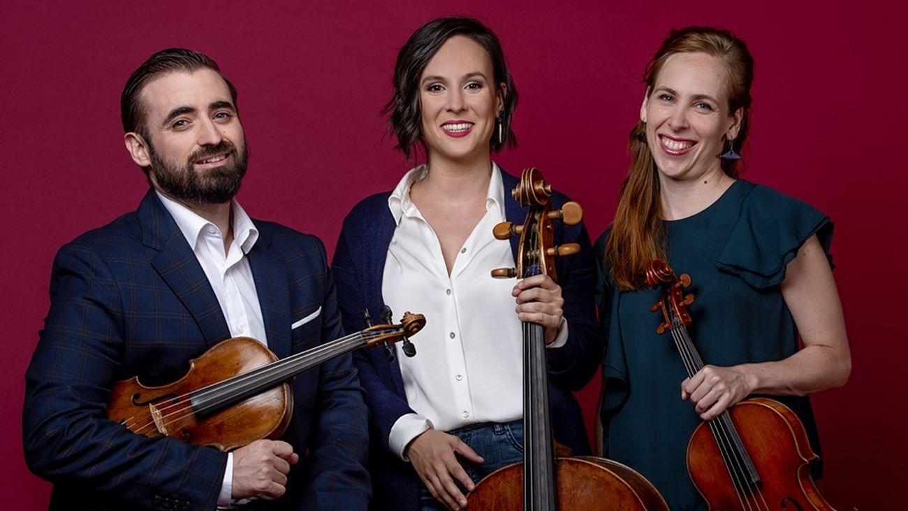 El violinista Daniel Pinteño despide el Festival Música Antigua de Aranjuez