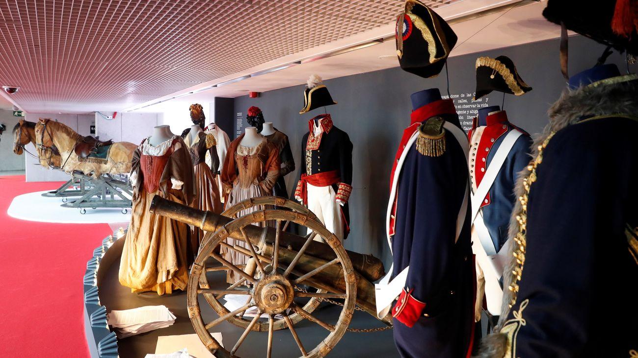 Galdós y Cornejo, unidos por cien años de historia en una exposición