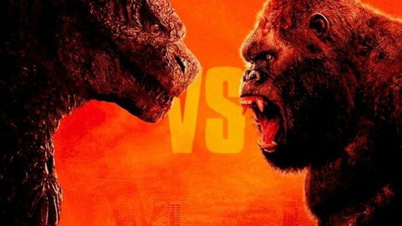 'Godzilla vs Kong' y 'Nomadland' resucitan la cartelera de Semana Santa