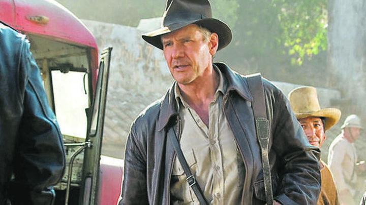 Harrison Ford estará de regreso en la quinta entrega de Indiana Jones