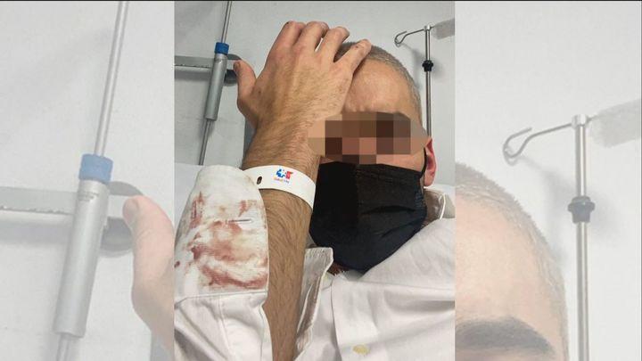 Sufre cortes en todo su cuerpo tras una agresión homófoba en un bar de Chamberí
