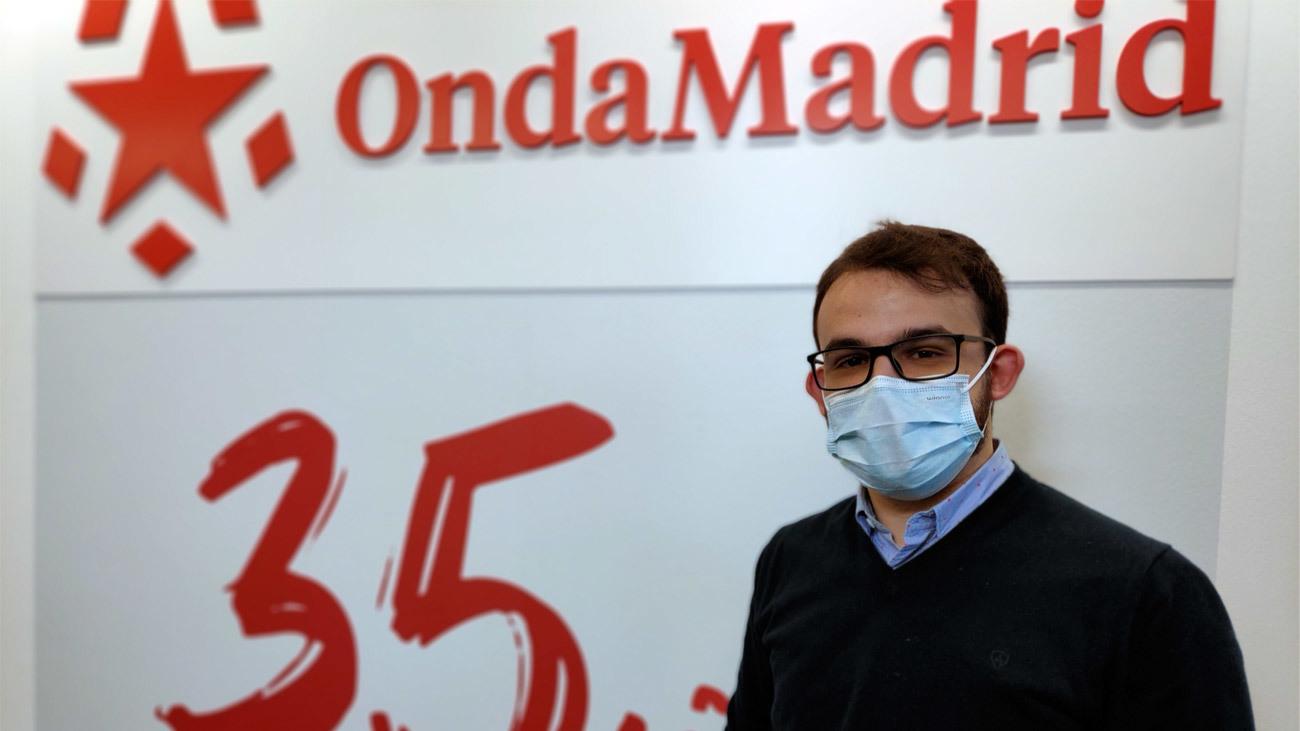 Héctor Ortega, alcalde de Villa del Prado, en Onda Madrid