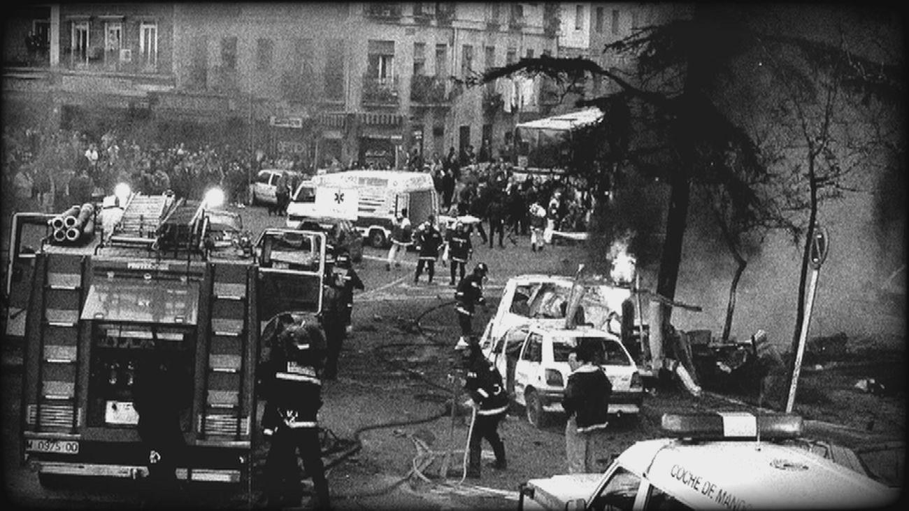 Se cumplen 25 años del brutal atentado de ETA en Puente de Vallecas con 6 muertos y 44 heridos