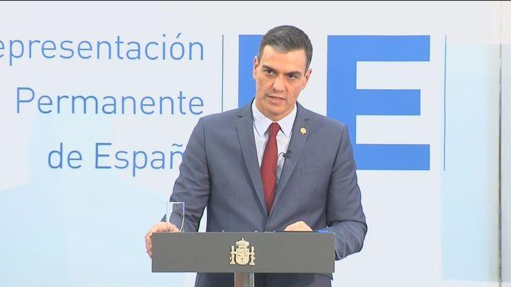 Sánchez anuncia que llamará a Casado para  renovar el CGPJ