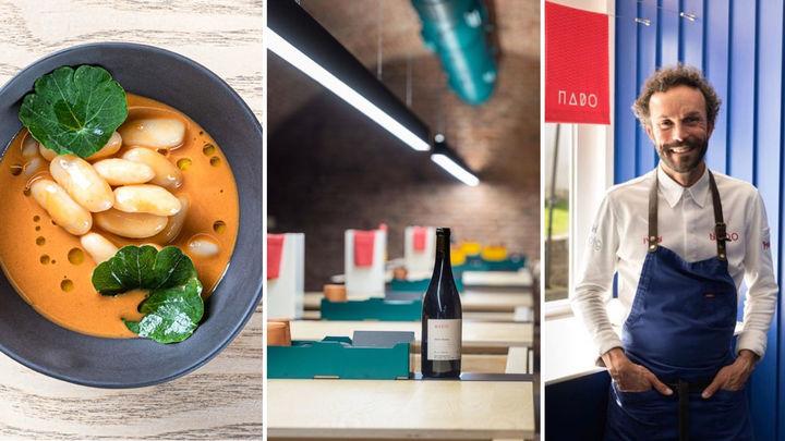 'Nado', el restaurante gallego con estrella Michelín que abre en Madrid