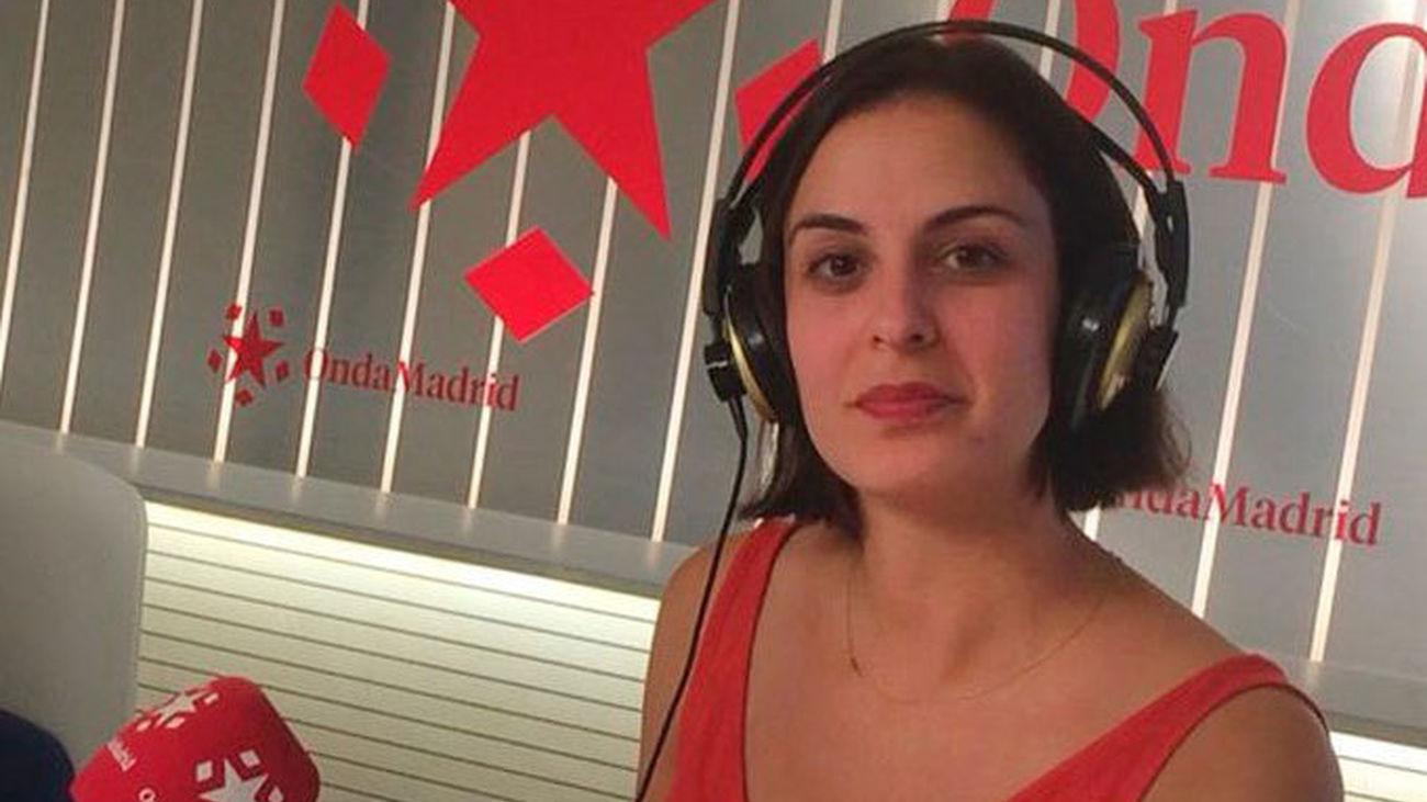 """Rita Maestre: """"La política de confrontación con el gobierno central no es buena para Madrid"""""""