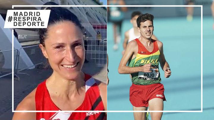 Elena Loyo y Yago Rojo firman marcas para soñar con estar en los Juegos de Tokio