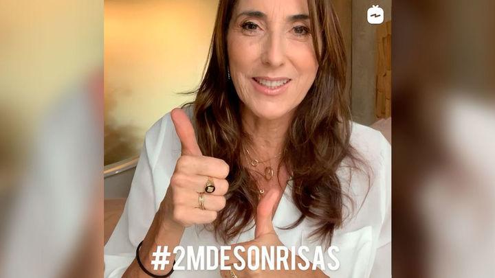 """Paz Padilla: """"Mi don es hacer reír """""""