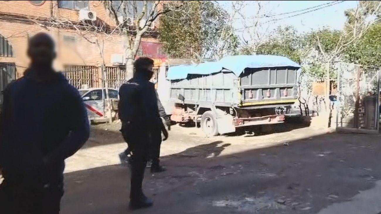 Golpe al narco en Villaverde ante el clamor vecinal contra los 'narcopisos'