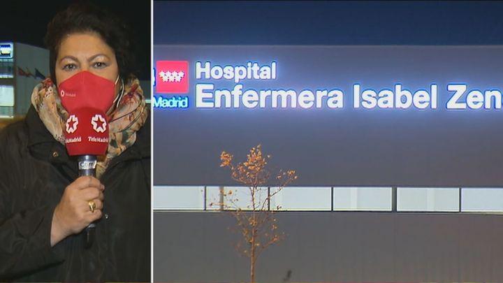 Cinco nuevos pacientes ingresan en el hospital de emergencias Isabel Zendal