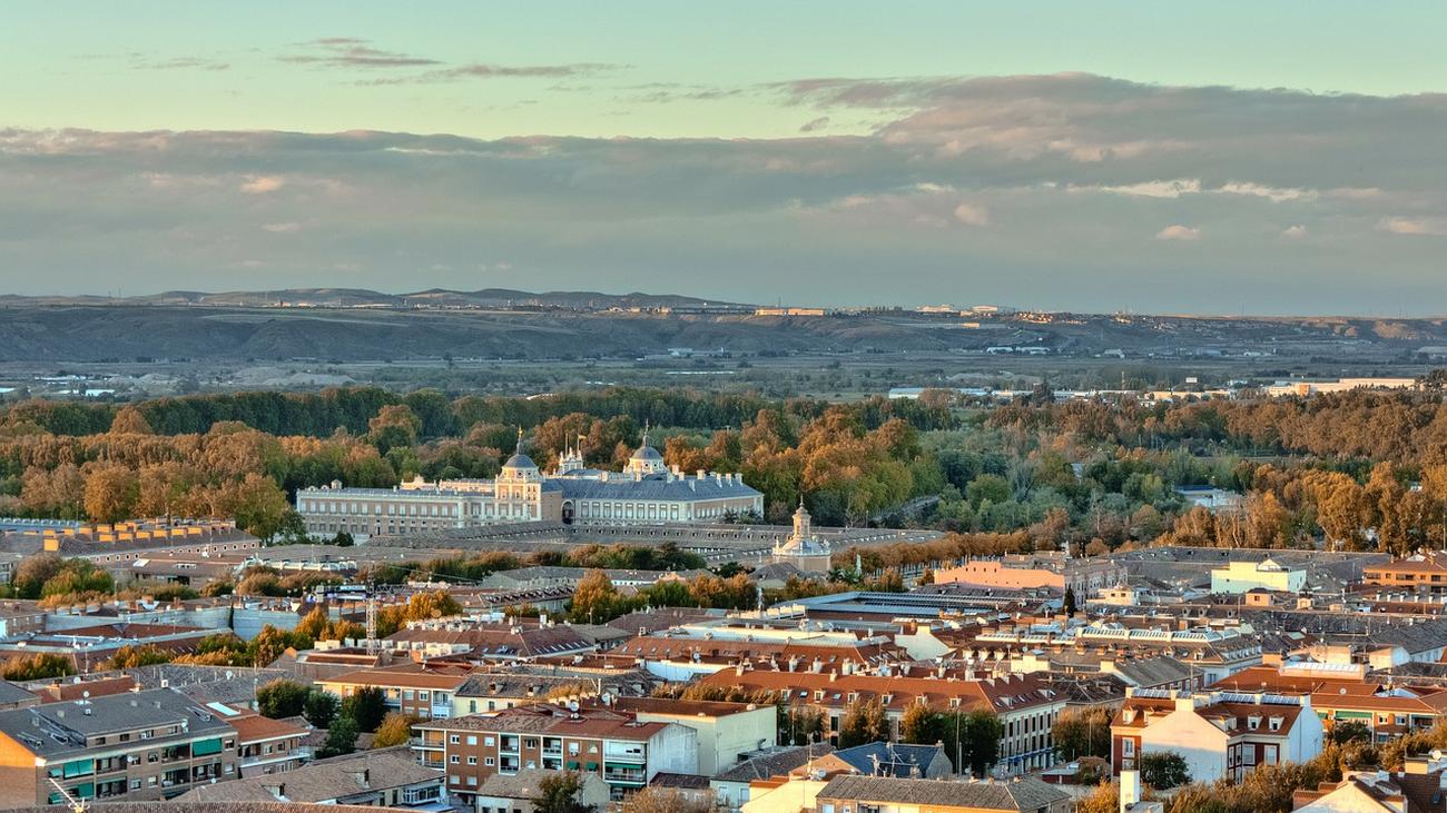 Aranjuez, la pequeña 'capital' histórica de Madrid