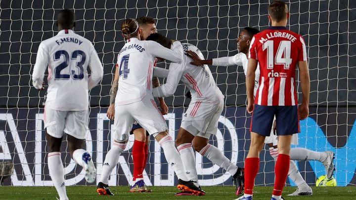 Así fue el derbi, los mejores sonidos de las victoria del Real Madrid