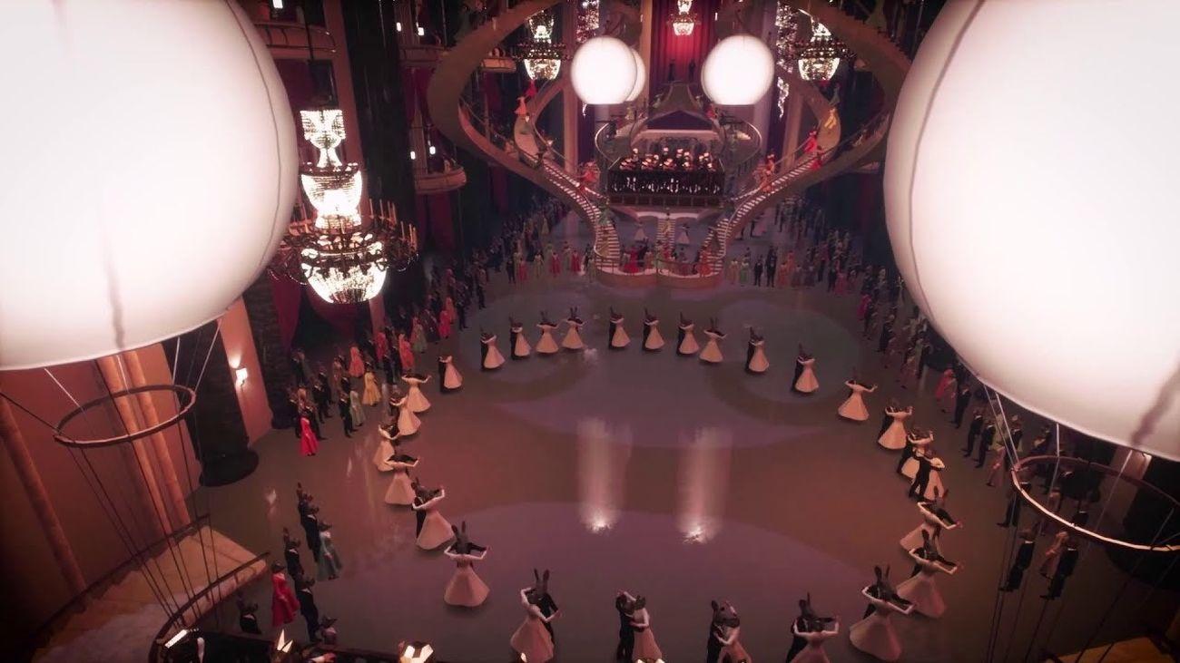 Teatros del Canal acogen el preestreno internacional de 'Le Bal de Paris' de Blanca Li
