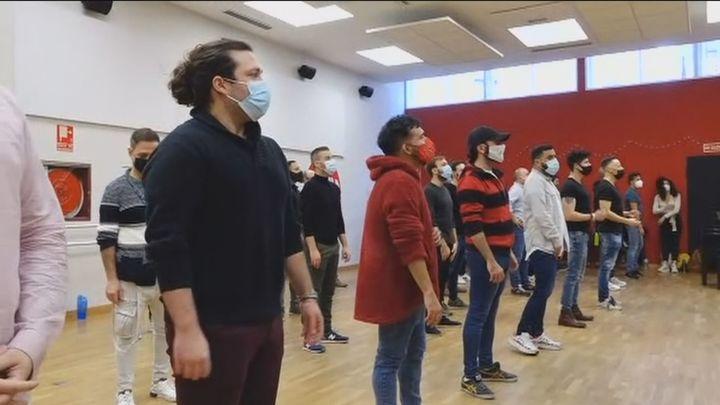 El 'Coro de Hombres gays' regresa a los escenarios