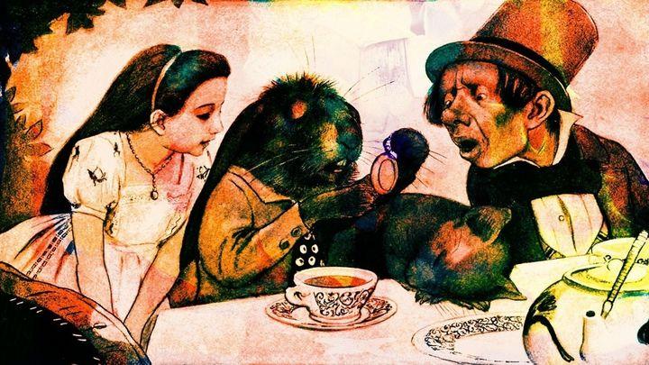 Nos tomamos el té en el 'País de las Maravillas'