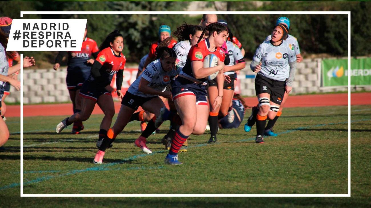 Rugby Majadahonda - Les Abelles