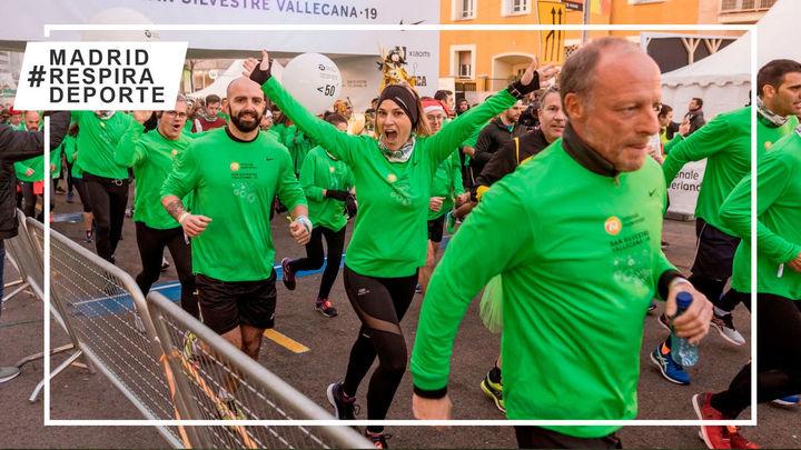 La San Silvestre Vallecana donará más 30 millones de alimentos
