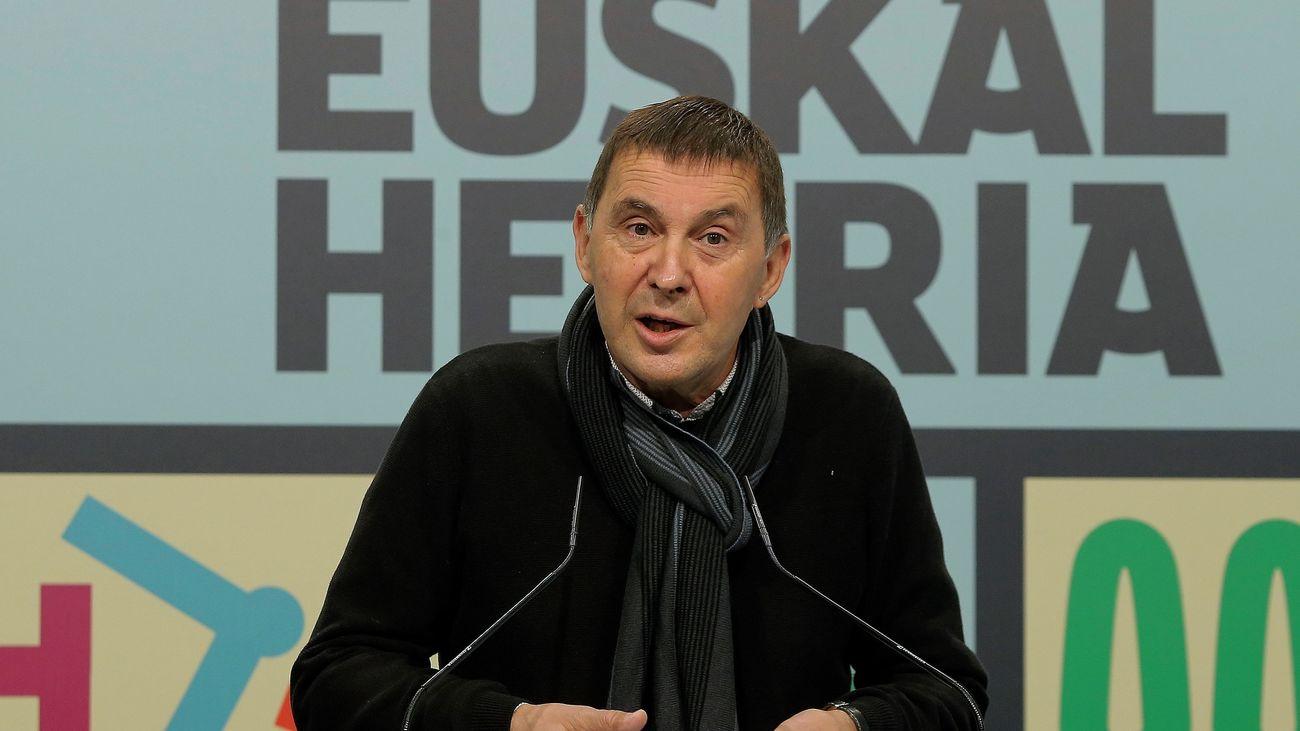 El Supremo acuerda repetir el juicio a Otegi por el intento de recomponer el brazo político de ETA