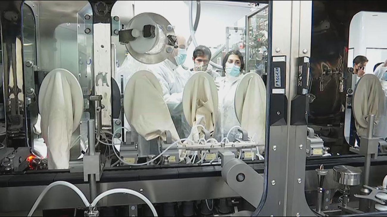 La farmacéutica catalana Reig Jofre producirá en España la vacuna de Janssen contra el Covid