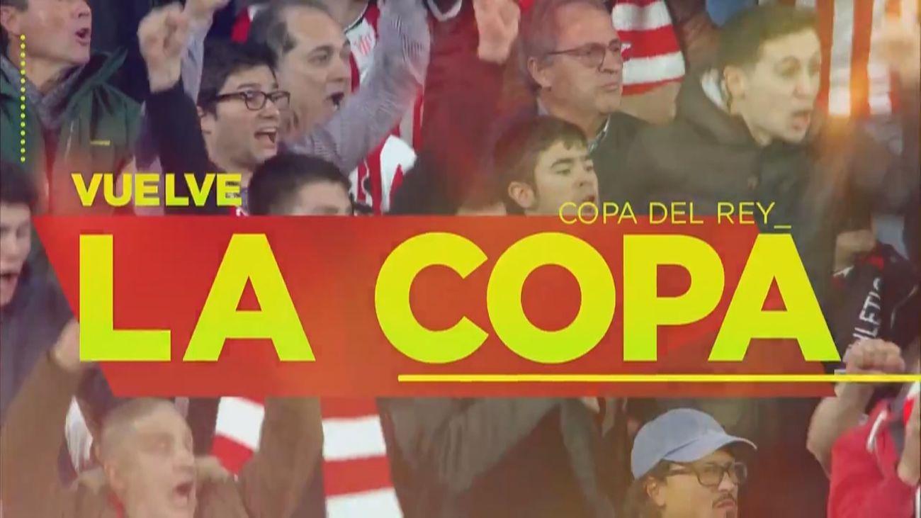 Comienza la Copa del Rey con once equipos madrileños