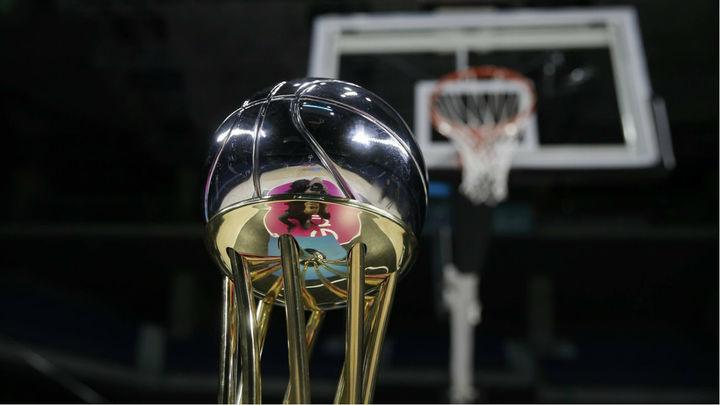 Madrid acogerá la fase final de la Copa del Rey de baloncesto 2021
