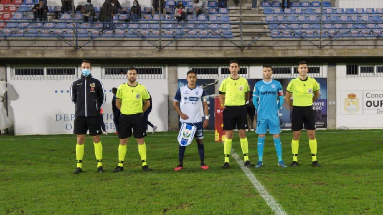 Ourense-Leganés