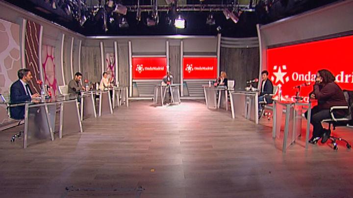 El balance del año de la pandemia en 'Madrid, a debate'