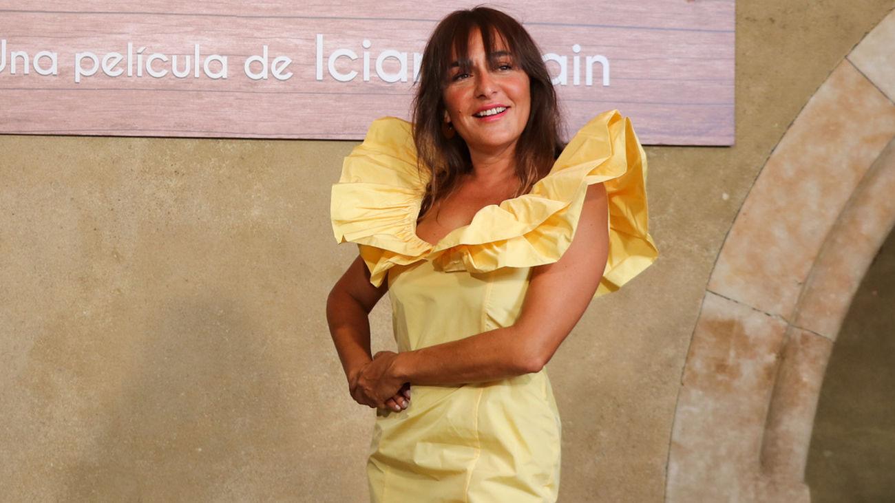 Presentación de la película 'La boda de Rosa', protagonizada por Candela Peña