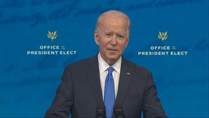 El Colegio Electoral confirma a Biden como presidente electo de EEUU
