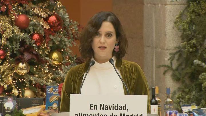 Ayuso anuncia que elevará a 10 años los conciertos educativos en Madrid
