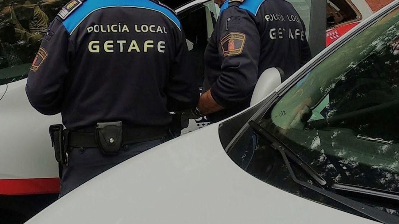 La Policía de Getafe interviene en un local donde se celebraba una comunión sin cumplir las restricciones