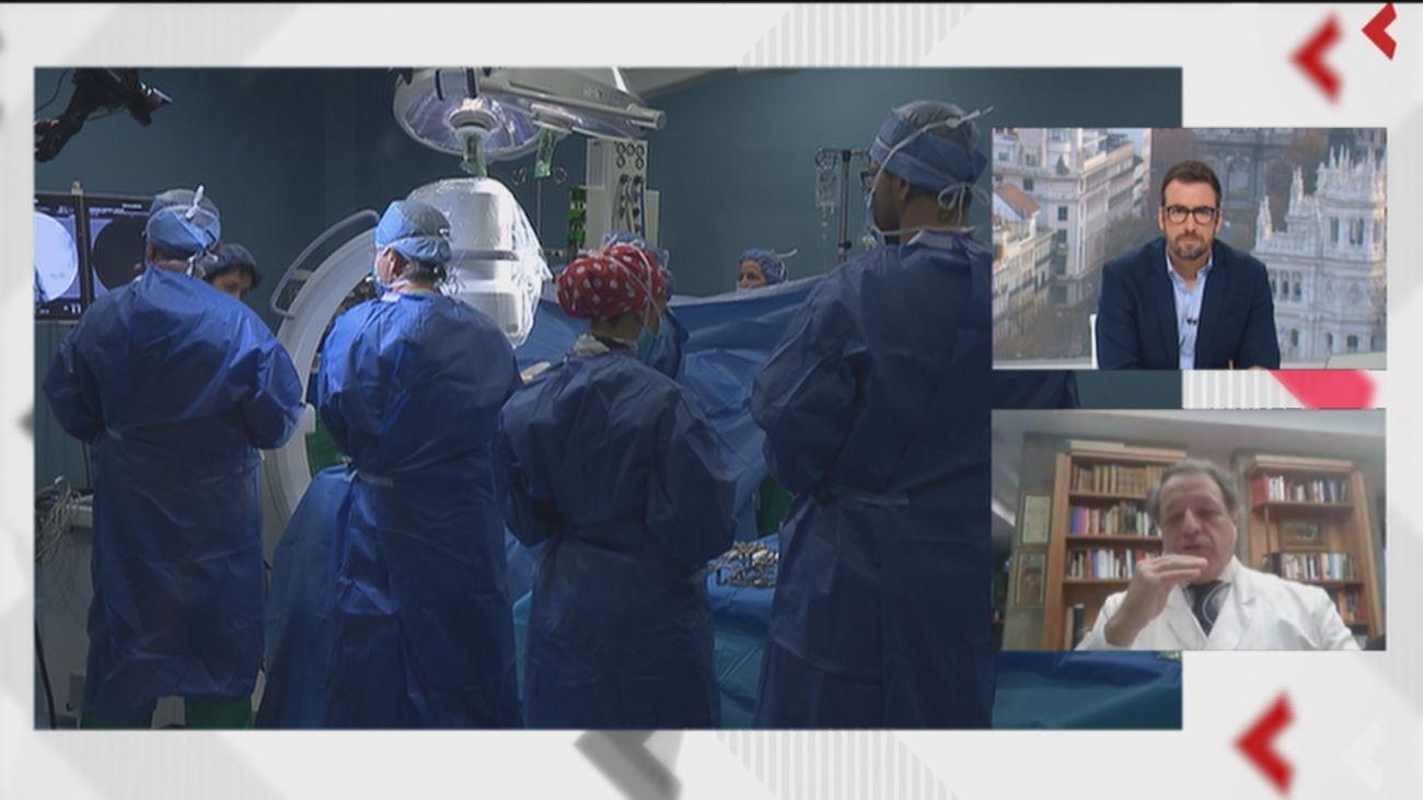 Las operaciones de rodilla y cadera ya cuentan con la ayuda de la robótica