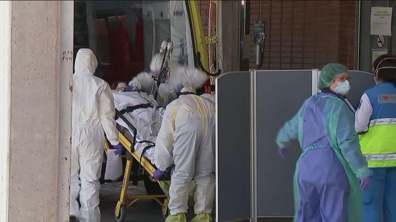 Madrid notifica 2.452 casos nuevos, 930 y 14 fallecidos en las últimas 24 horas