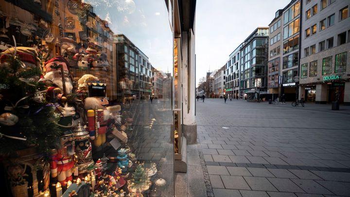 Alemania se pone dura contra la Covid a pocos días de la Navidad