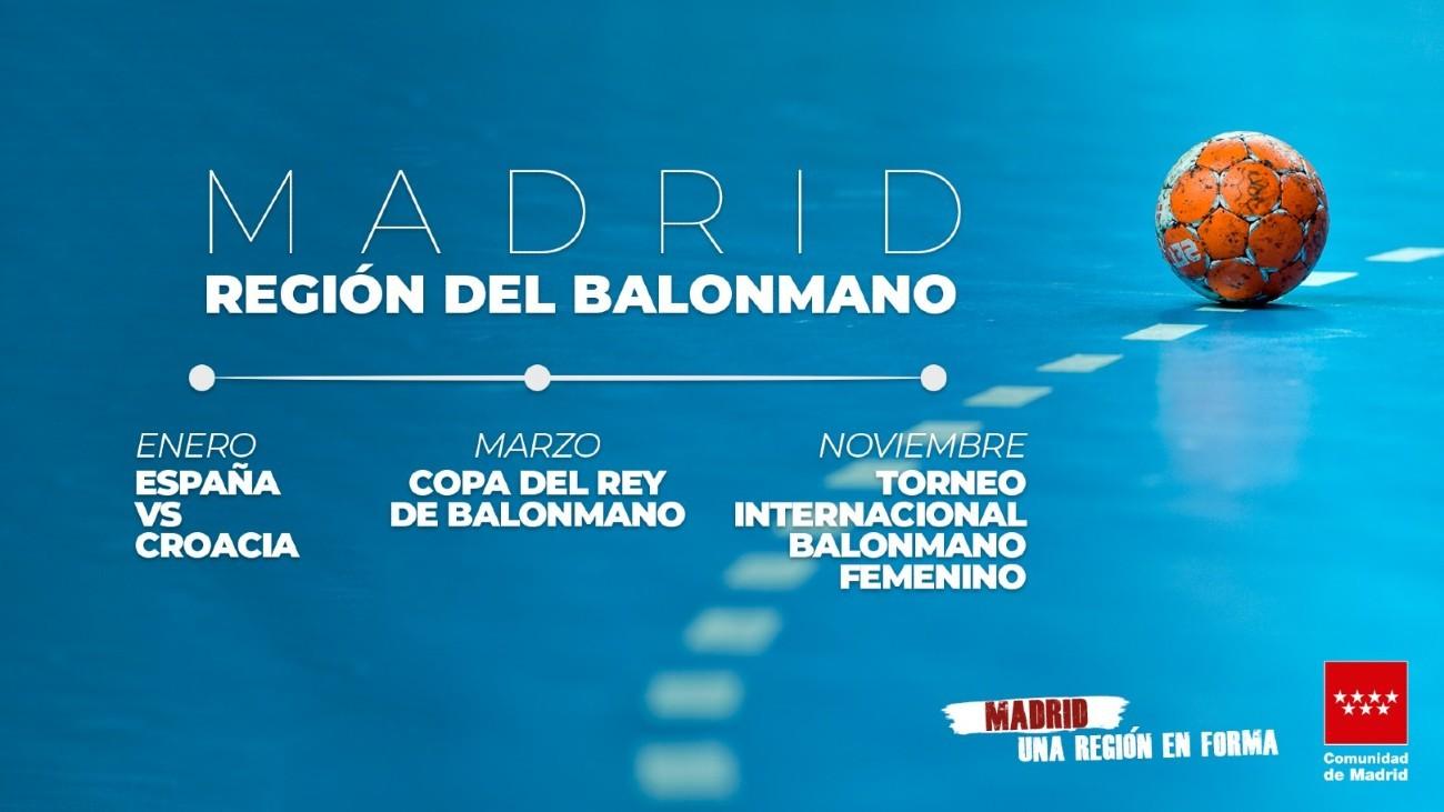 Madrid, capital del balonmano