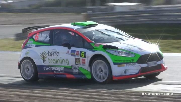 El Rally Comunidad de Madrid RACE proclama a Pepe López campeón de España