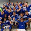 Adri Carrasco cuenta cómo Las Rozas dio la campanada en Copa al tumbar al Mirandés