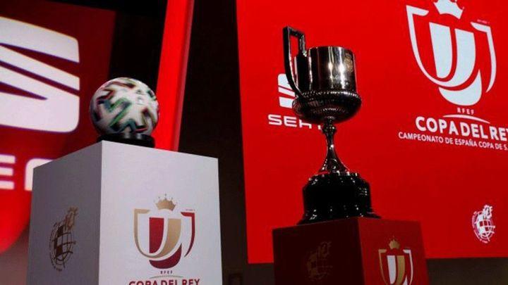 Alcoyano-Real Madrid, Leganés-Sevilla y Alcorcón-Valencia, dieciseisavos de Copa del Rey