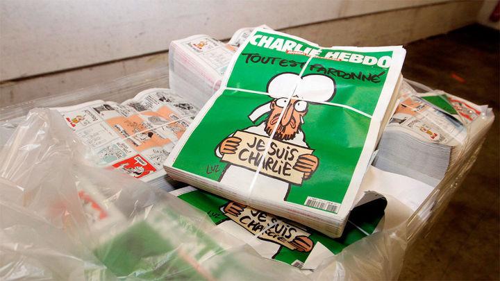 Una cadena perpetua y dos penas de 30 años para los cómplices del atentado Charlie Hebdo