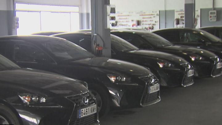 Pequeños municipios de Madrid se convierten en 'paraísos fiscales' para la matriculación de coches