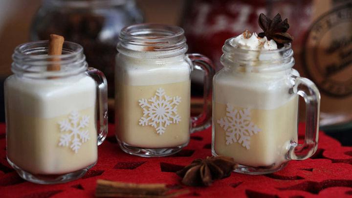 Cócteles de Navidad para brindar por un Año Nuevo