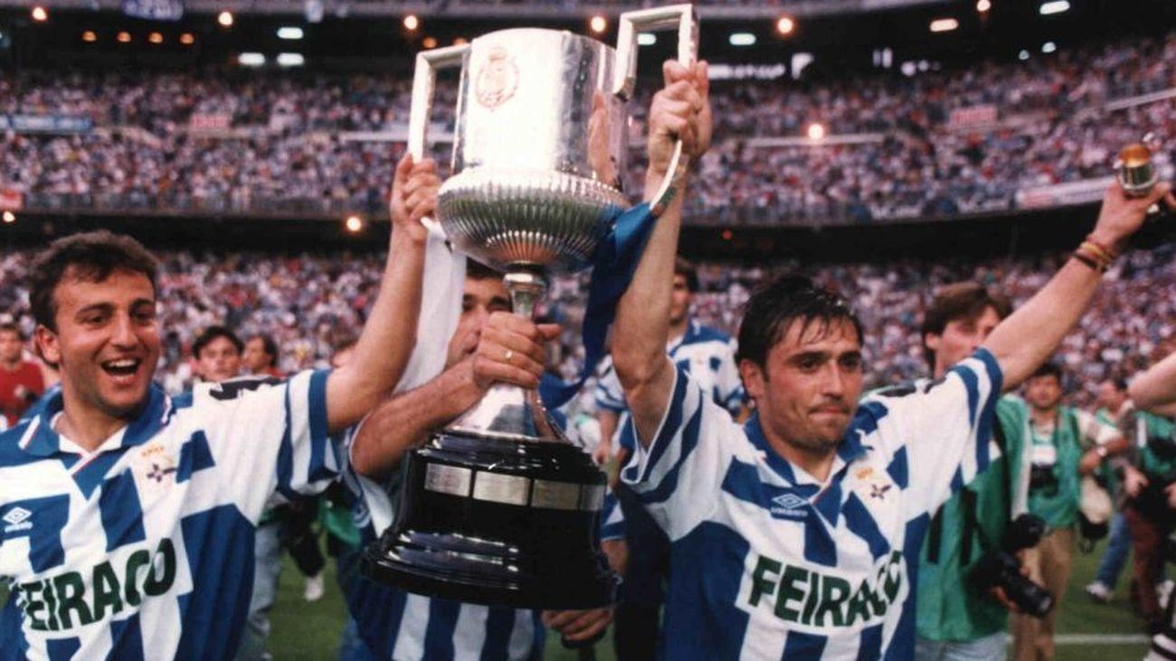 Fran y Alfredo Santaelena, campeones de Copa