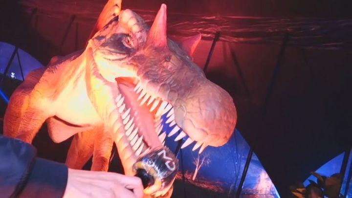 Más de 100 dinosaurios aterrizan en Madrid ¡y al aire libre!