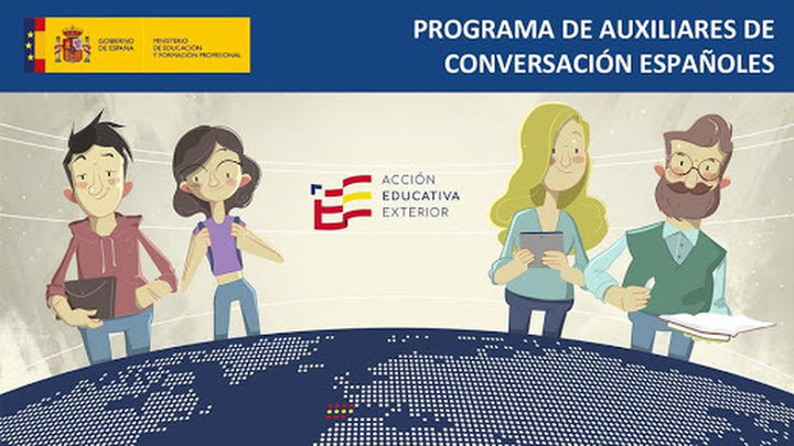 Claves para optar a 820 plazas de auxiliares de conversación en el extranjero