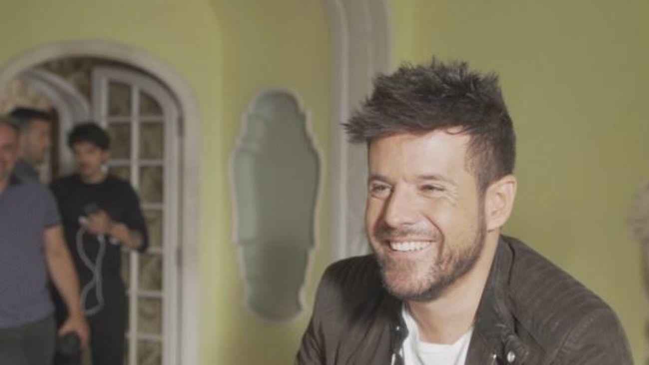 Pablo López presenta 'Unikornio- Once millones de versos después de ti', su último disco de estudio
