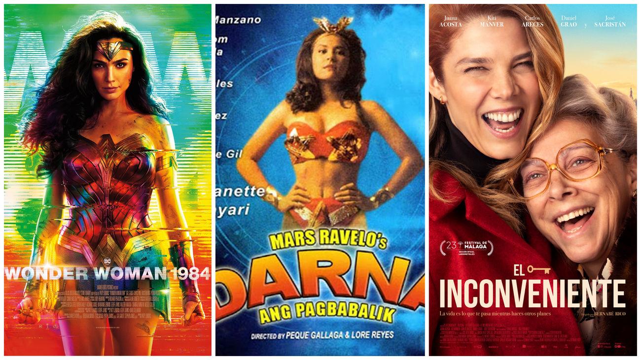 CRÍTICA DE TRÁILERS : Dos Wonder Woman y un inconveniente