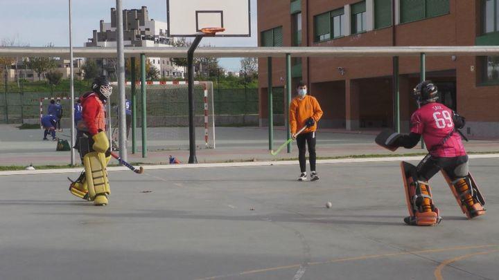 Así se practica el deporte en los institutos madrileños