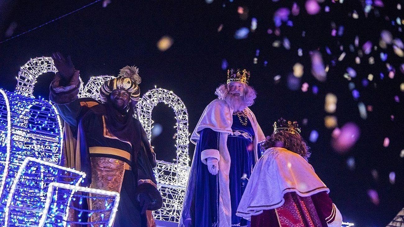 Reventa de entradas en Colmenar Viejo para asistir a la cabalgata de Reyes Magos