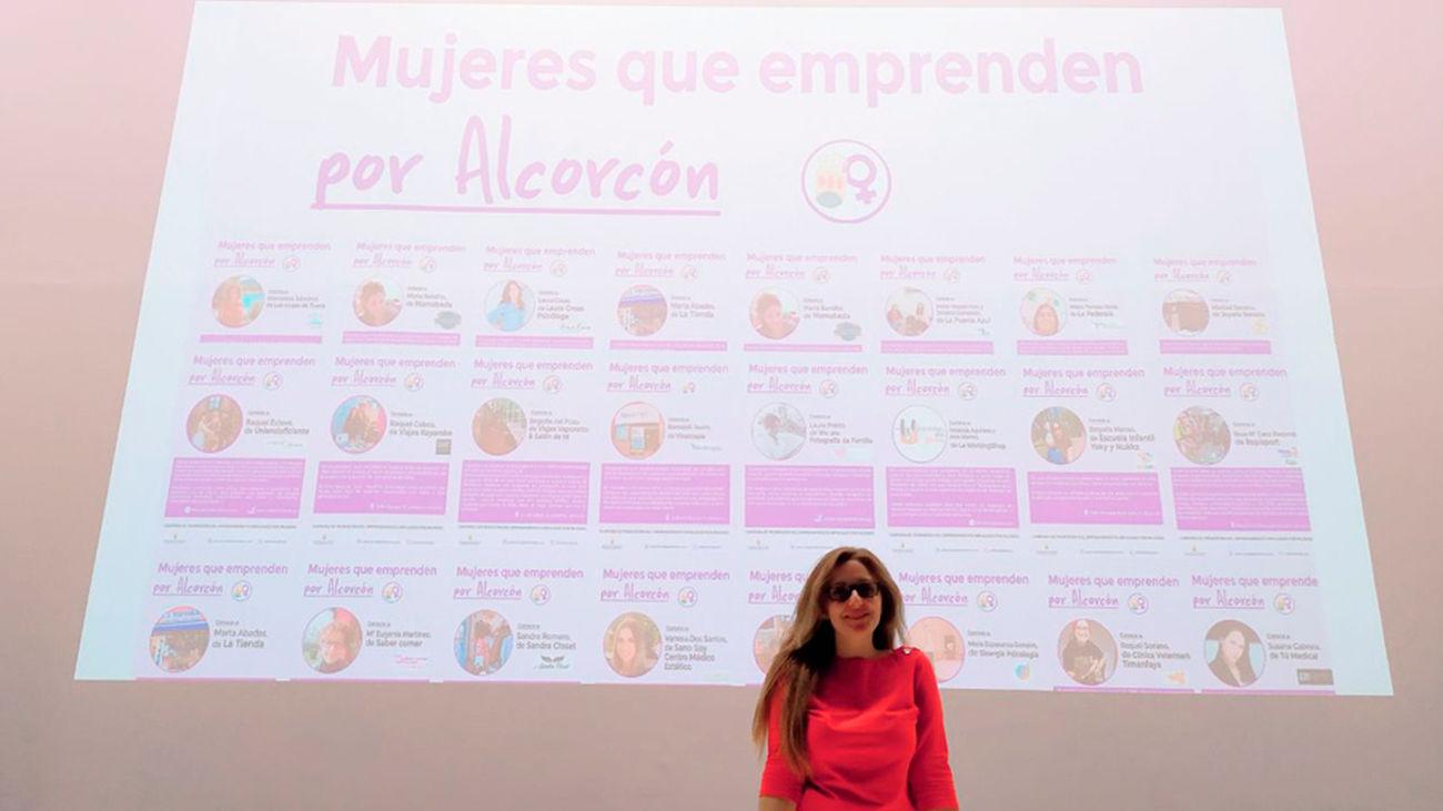 Raquel Rodríguez, concejala de Feminismo, Desarrollo Económico, Empleo y Presidenta del Instituto Municipal de Empleo (IMEPE)
