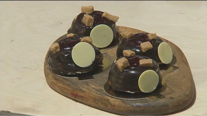 El 'ombligo' de Pinto, el delicioso dulce chocolateado que se adapta a cualquier fiesta